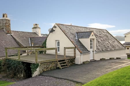 Paddleboard Cottage - Isle of Anglesey - Haus