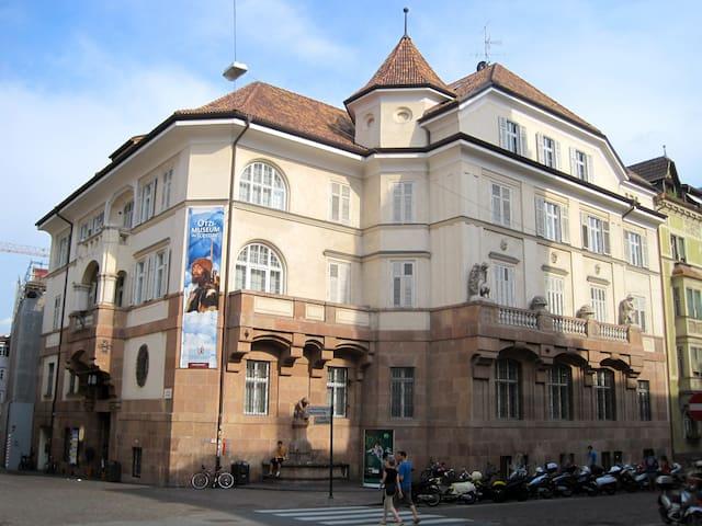 Trilocale 85m2 in Centro Storico Bolzano - Bolzano - Apartamento