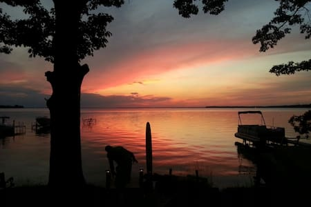 Cottage on Houghton Lake - Prudenville  - Rumah
