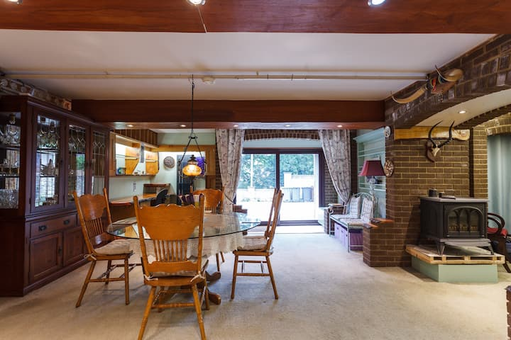 Ground Floor Lodge in Romsey