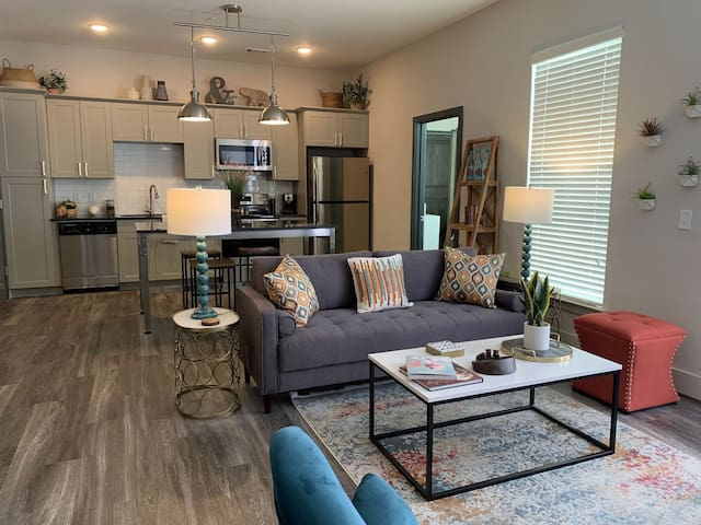 Brilliant apartment home   1BR in New Orleans