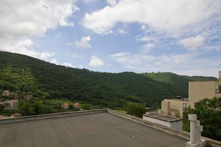 Luminoso appartamento nel verde a Genova - Janov