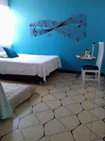 Shared room for 4 - Barranquilla - House