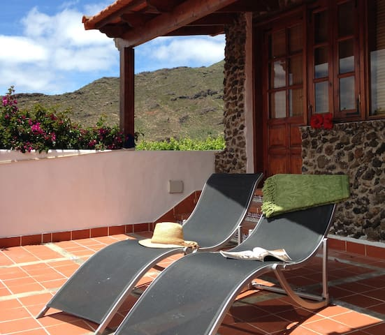 Finca Carsten - Santiago del Teide - House