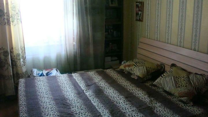 a comfortable und quite apartment