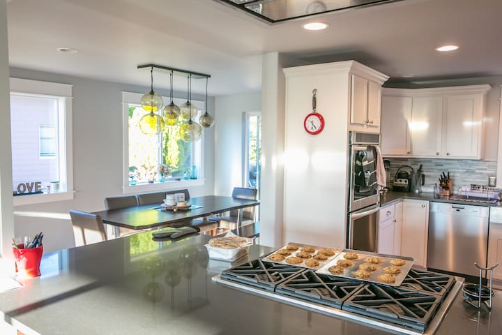 Beautiful, Spacious home in Fremont/Ballard