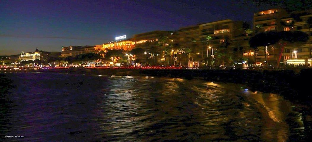 Belles Vacances a Cannes