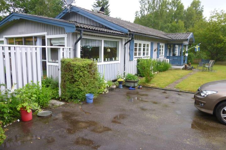 Året runt fritidsboende - Ljungby V - Villa