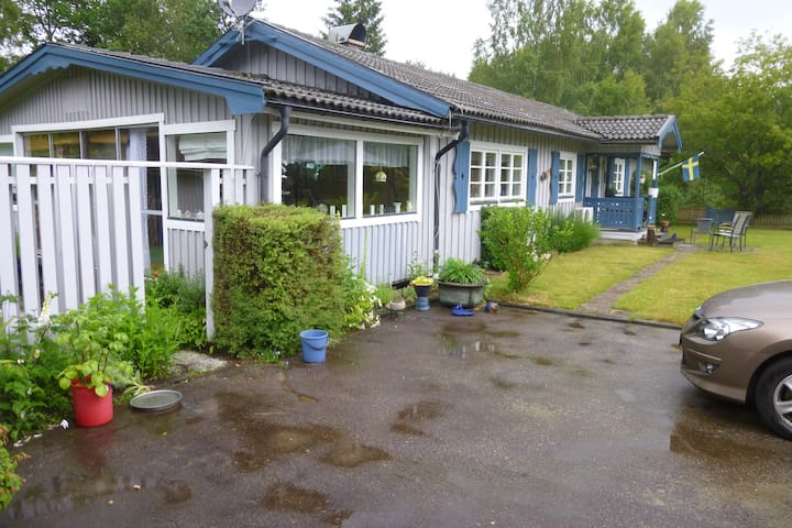 Året runt fritidsboende - Ljungby V - Casa de camp