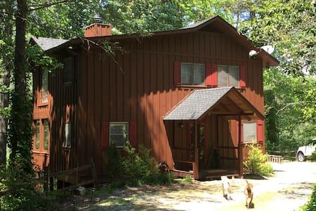 Stapleton Mountain Tree House - Clayton - Hus