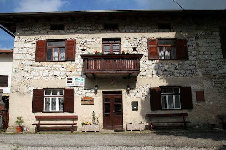 Cozy apartment near Nova Gorica - Paragliding