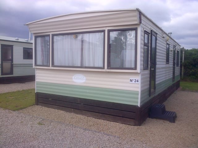 Beautiful , seaview Static Caravan