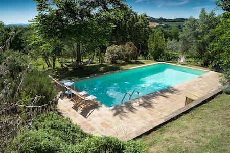Polvereto, sleeps 4 guests in Polvereto - Montespertoli