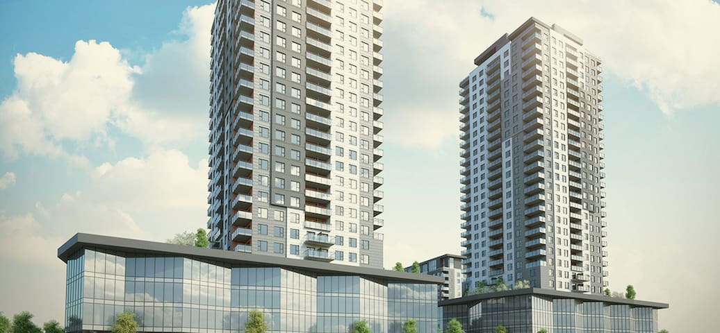 new condo downtown laval