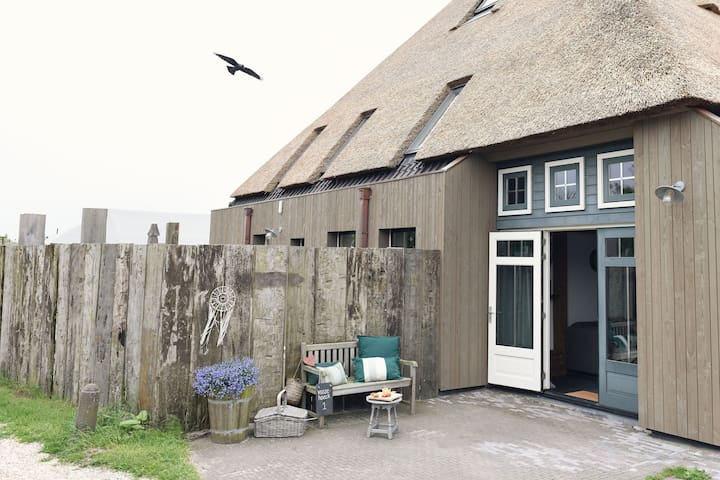 Apartment in authentic, rural farmhouse