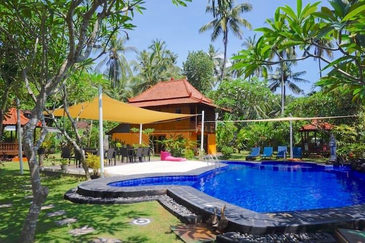 Kura Kura Villas - Candidasa Bali
