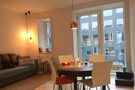Brand new apartment in historic Carlsberg district