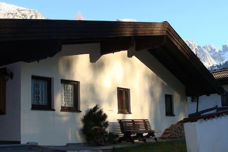 Ferienhaus Donnerkogelblick - Steuer