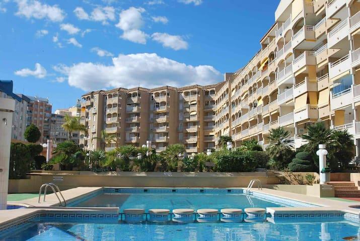 Bel appartement proche des plages - Calp
