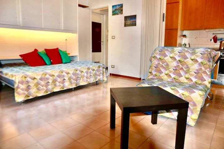 Franci's House Genoa Nervi sea sun swimmingpool