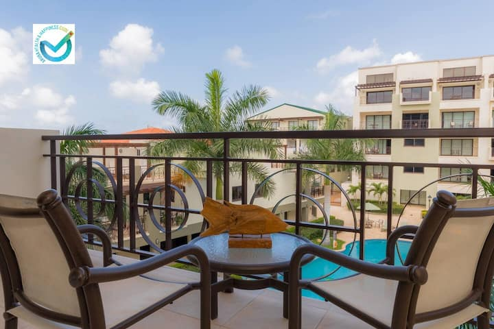 314 : 1 bedroom condo with Balcony  in Palm Beach