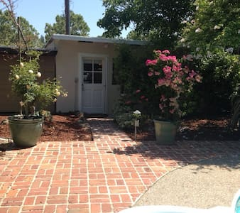 Private Garden Cottage - Menlo Park - Σπίτι