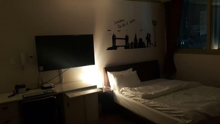 크리스탈 레지던스 - Jung-gu - Apartment