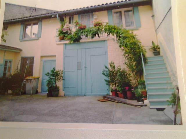 Maison de ville 15min de Lyon (Givors) - Givors - Complexo de Casas