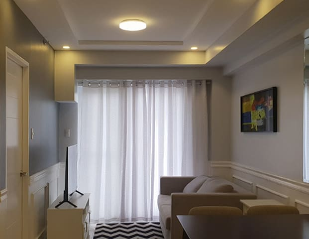 Zinnia South Tower 2BR w/ City View in Quezon City