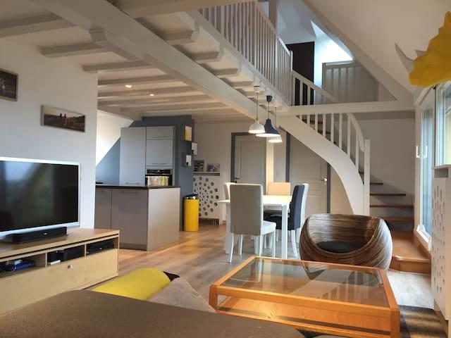Duplex F4 spacieux et lumineux proche Strasbourg