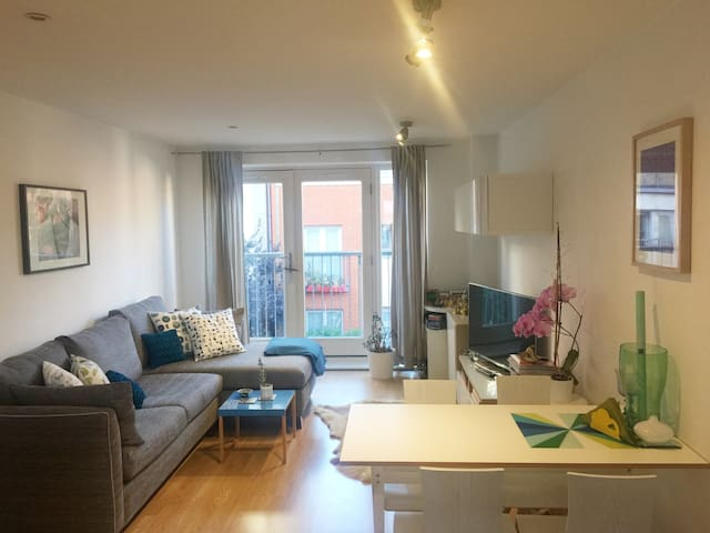 Cosy Double Room in East London - Londres - Pis