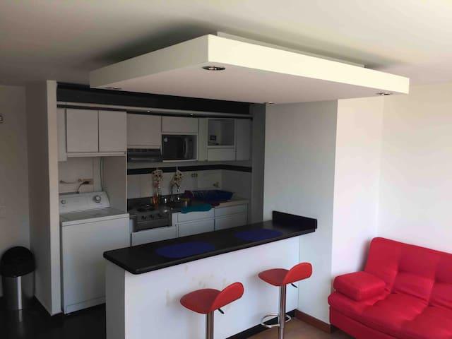 apartamento exclusivo sector emaus chapinero alto