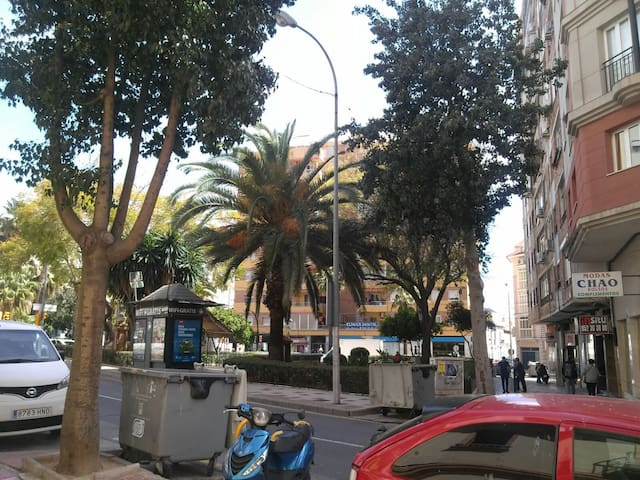 Habitacion Privada Zona Centro-C1 - Málaga - Hus