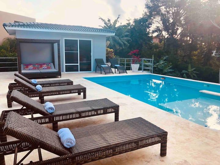 Villa Petrella Luxury Villa with Luxury Rental Car