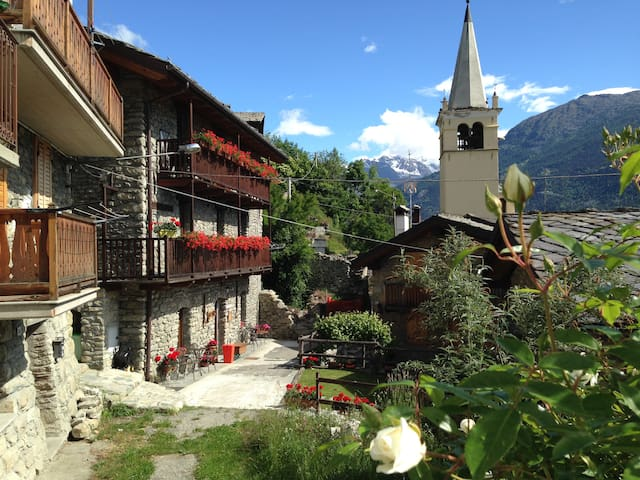 Chez Orso & Luna - Arpuilles - Casa
