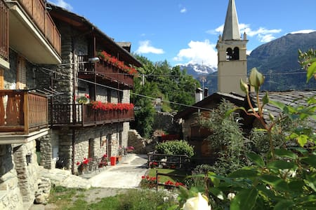 Chez Orso & Luna - Arpuilles - Hus