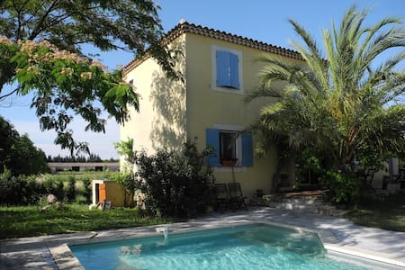 French American B&B in Provence - Bed & Breakfast