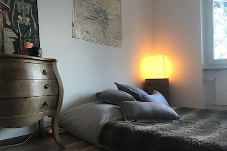 Room to rent in my confortable appartement - Bienne - Lägenhet