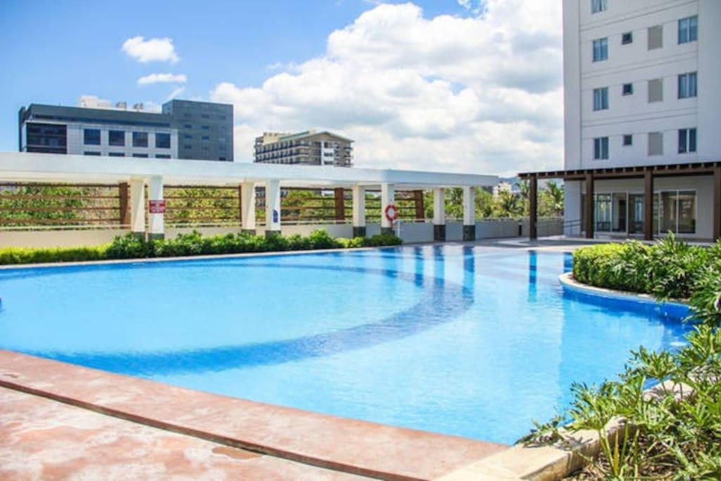 The Avida Swimming pool