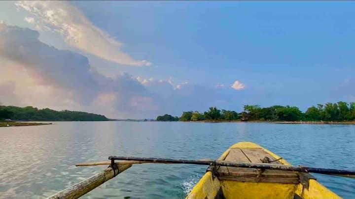 Island Camping in Cavinti - Lakeside!