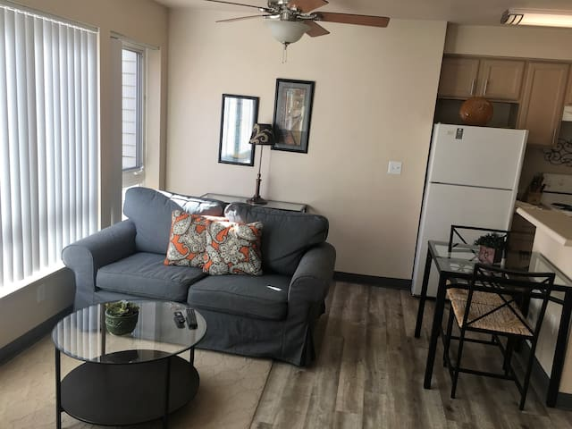 Fully Furnished Studio Apartment