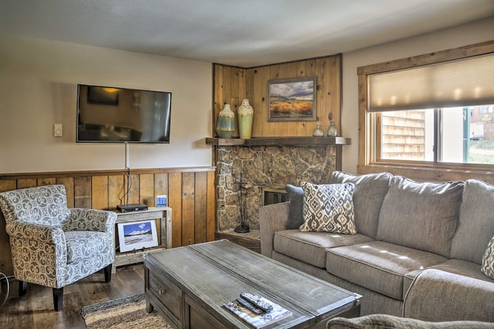 Mount Crested Butte Condo - Half-Mile to Ski Lifts