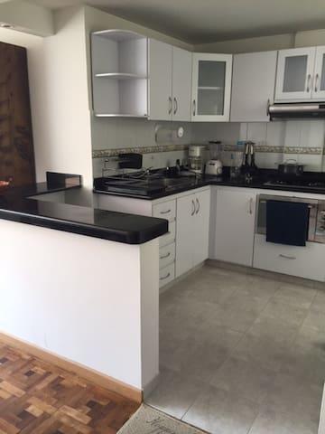 AMOBLADO NORTE DE LA  CIUDAD - Bogota - Apartament