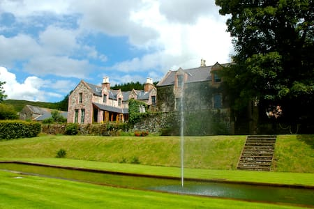 Exclusive-use Luxury Scottish house - Dumfries and Galloway - 獨棟