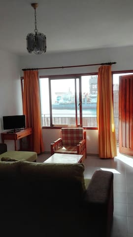 Apartament vistas al mar. Santa Cruz Tenerife.