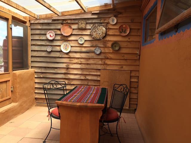 Your sweet covered outdoor patio