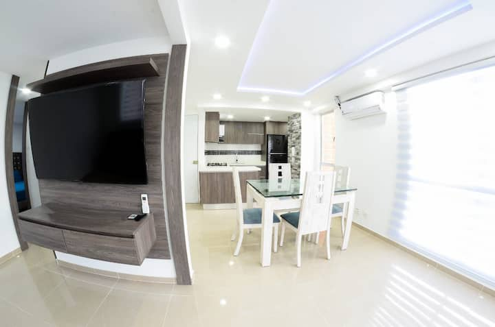 """New fully Furnished Apartment with 2 A/C Mag 704"""