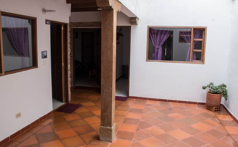 Habitación familiar para 3 personas