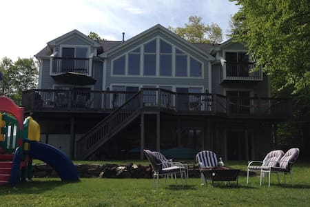 Lakefront Home - 1 Hour from NYC