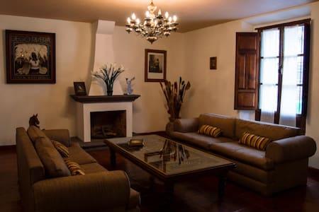 La Casa ideal para tu estancia. - San Miguel de Allende - House